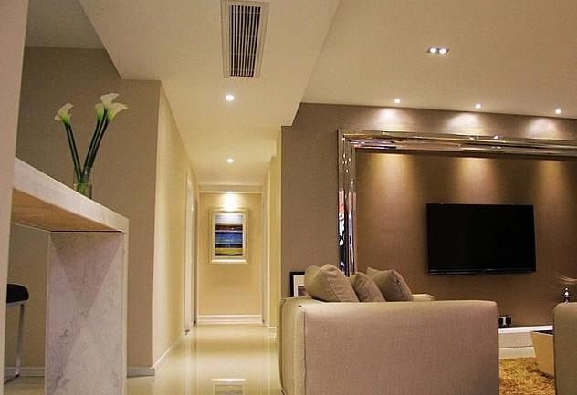 家庭装修墙面颜色搭配效果图