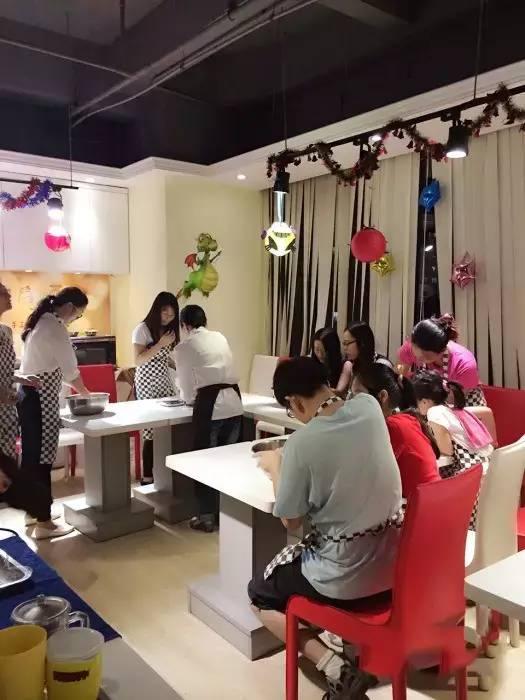 全广州最好的5间diy蛋糕店!