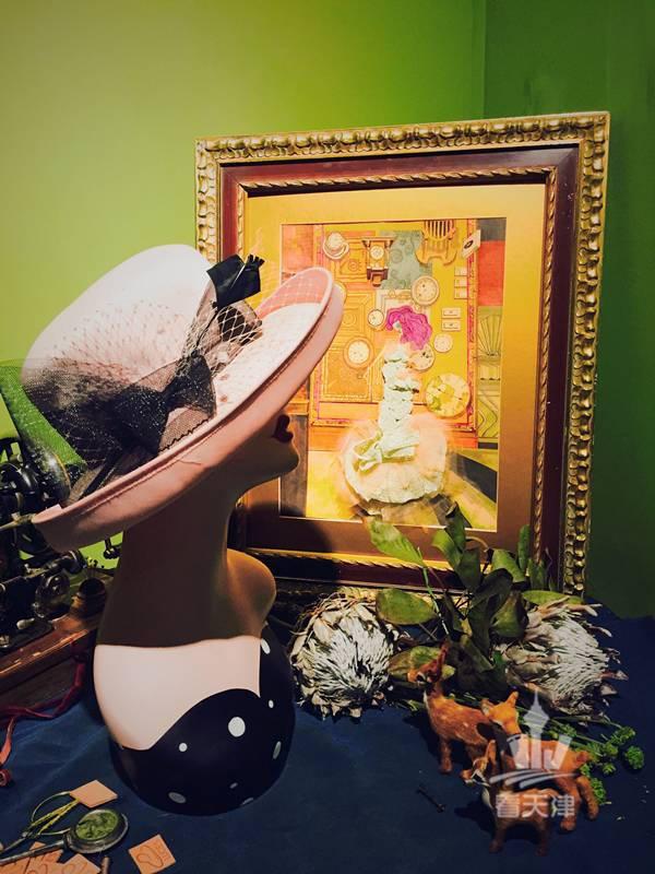 天津姑娘帽子上了国际时装周,女明星排队戴!