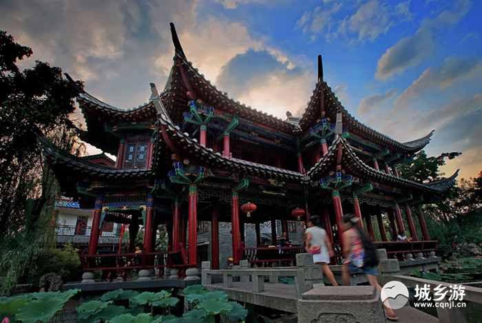 重庆必去20个古镇,居然还免费