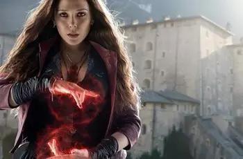 绯红女巫(旺达·马克西莫夫)图片