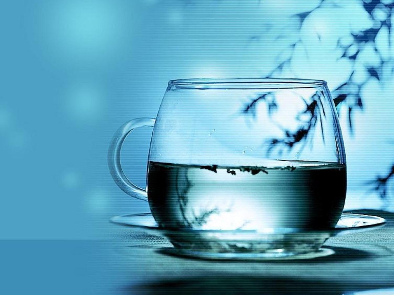 心,是一杯清澈的水
