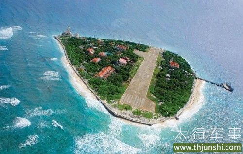 岛礁大肆填海造岛