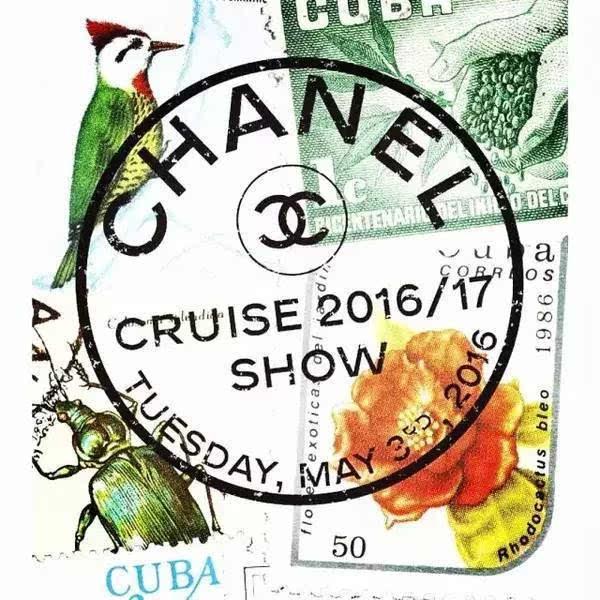 看Chanel2016/17早春度假系列大秀如何玩转古巴