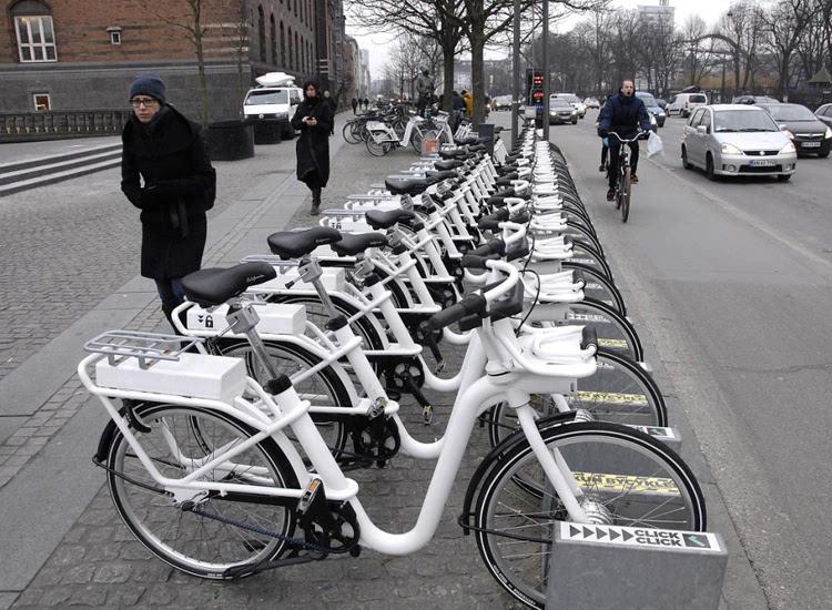 城市中靓丽的风景线 公共自行车的发展思考 三