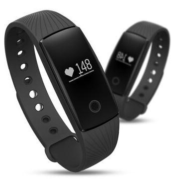 爱都推出24小时动态心率智能手环 - 微信公众平