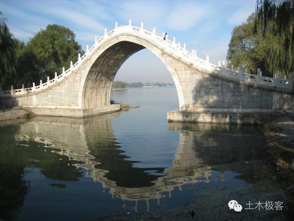 中国著名的石拱桥除了赵州桥 卢沟桥外还有哪些桥
