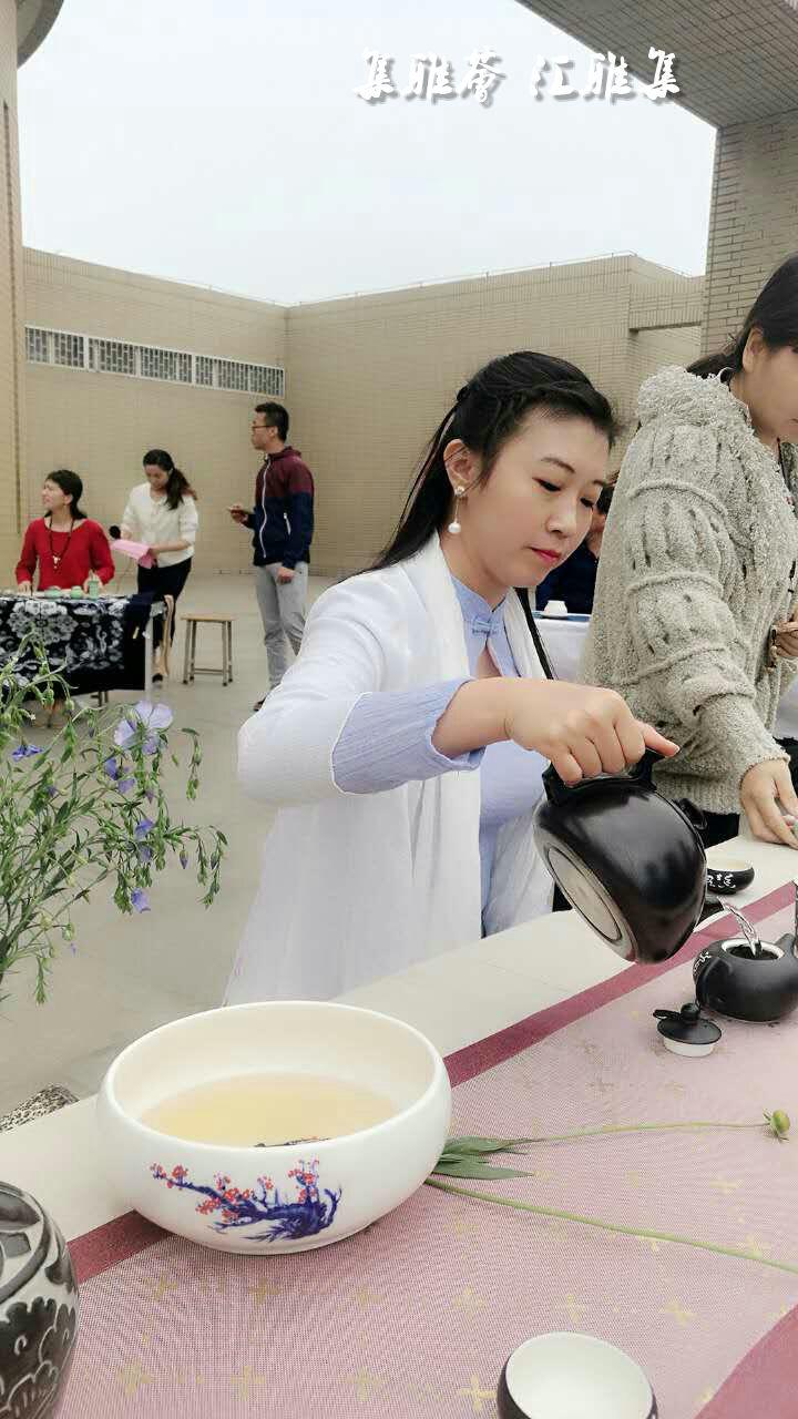 茶的清香图片