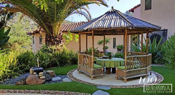 Bamboo Casita