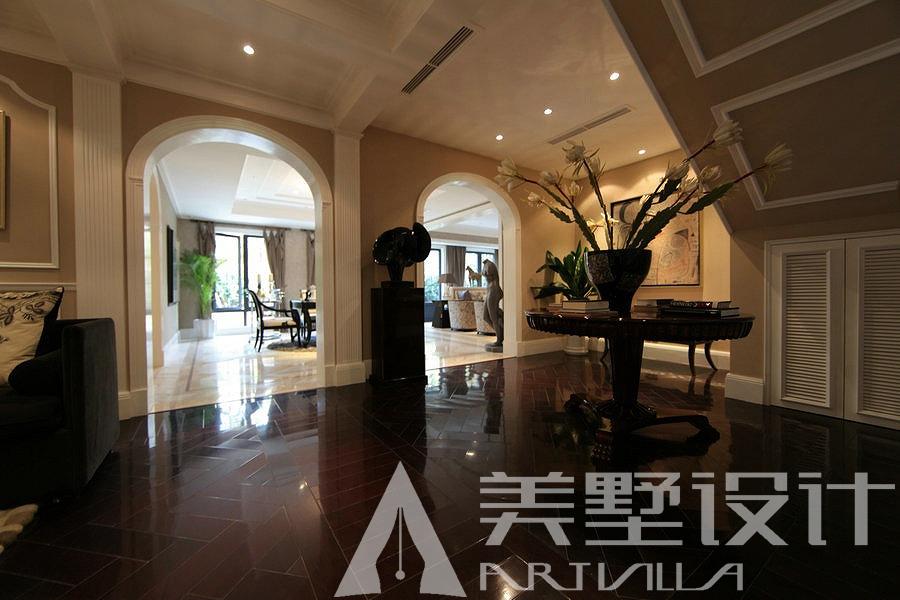 别墅装修尖顶如何设计 上海美墅设计