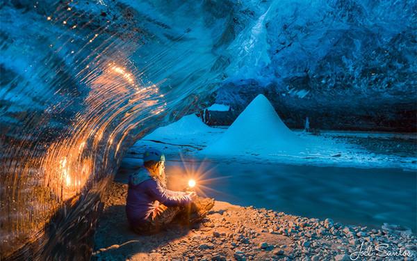 南极冰川再大崩裂怎么回事 266平方公里比三个香港还大_男人窝
