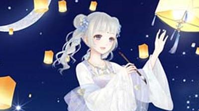 玩家自制奇迹暖暖蓝色晴天套装欣赏