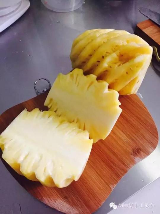 菠萝手工制作大全图片步骤图解