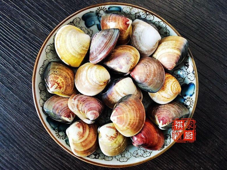 【家乡味】简单又美味的文蛤蒸蛋