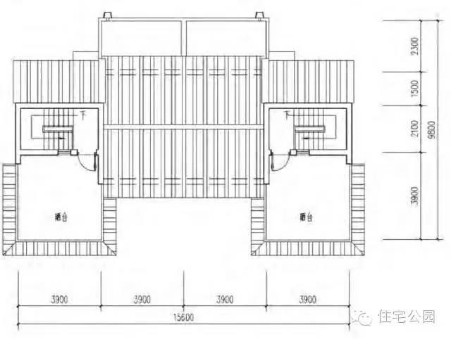 7套真正农村自建房户型 都带堂屋 含平面图