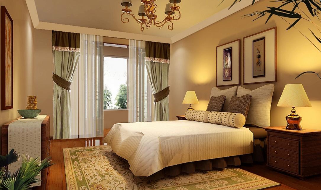 窗帘搭配原则不同颜色风格的搭配