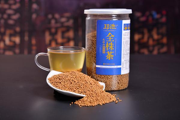 全胚苦荞茶和全株苦荞茶哪一种比较好