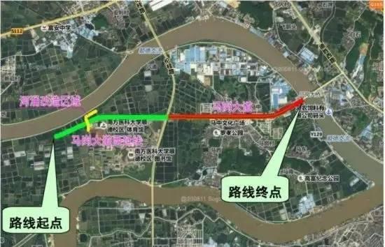 投资124亿 顺德东部新城建设正式启动 教育和交通将有重大变化