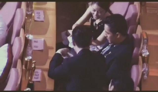 霍建华林心如国剧盛典视频被翻图片