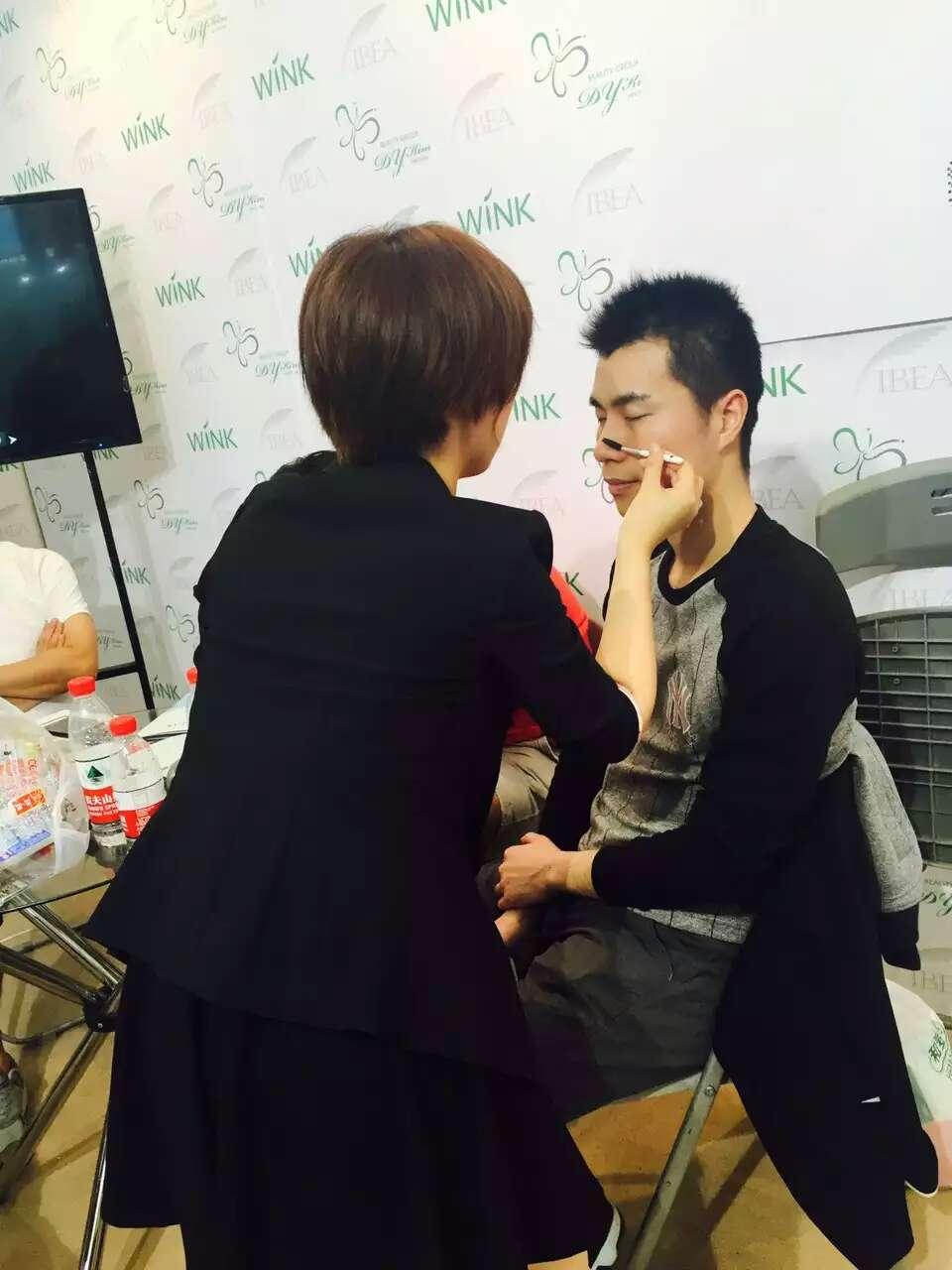 DY KIM韩式半永久 上海美博会完美谢幕 半永久公开课 第10张