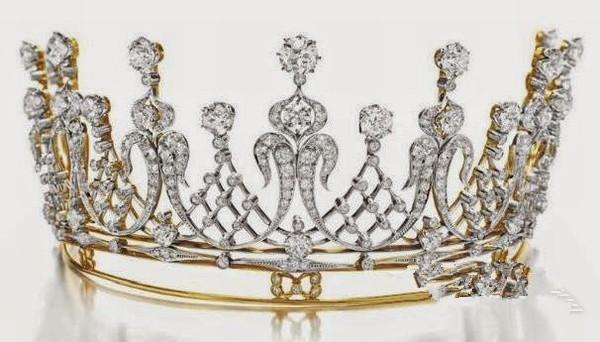 手工制作王冠彩纸