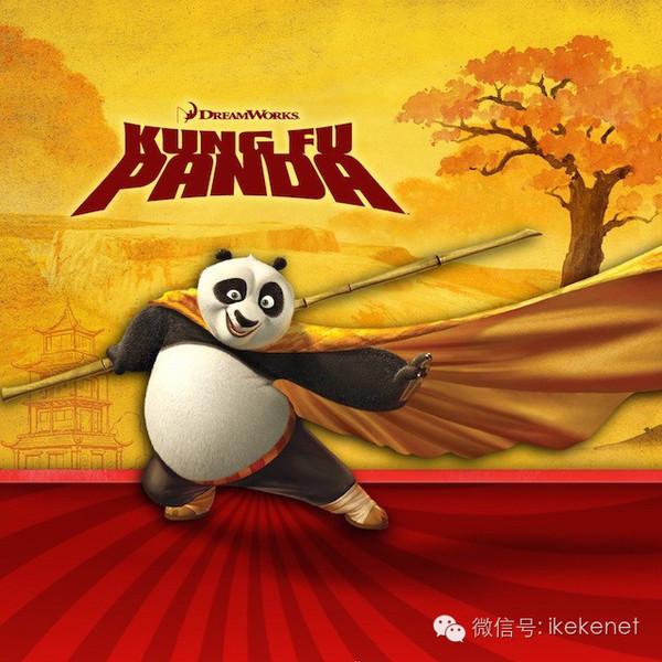 功夫熊猫3 保卫和平谷