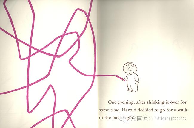 整个绘本就一个娃在画画玩,凭什么这么经典