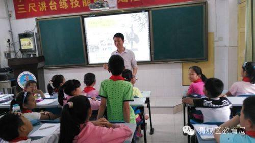 专家名师引领,促进教师专业成长