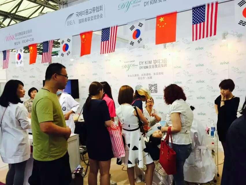 DY KIM韩式半永久 上海美博会完美谢幕 半永久公开课 第3张