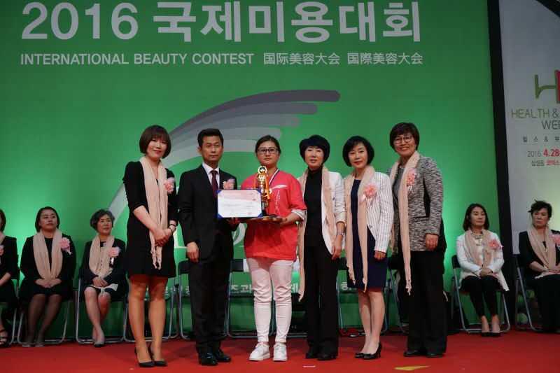 2016国际美容大赛顺利收官 半永久公开课 第12张