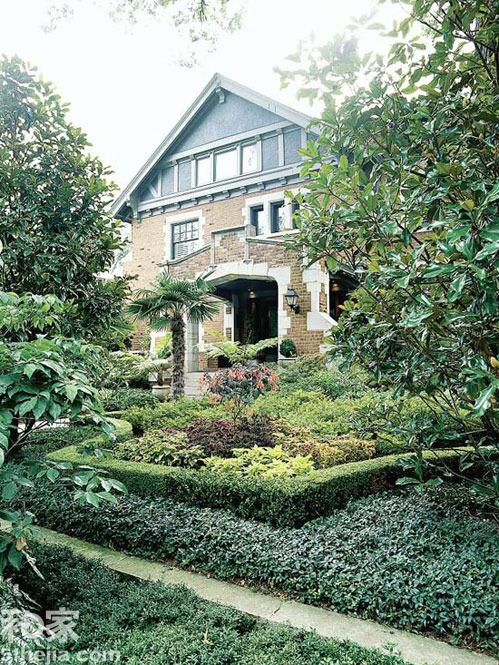 15个经典庭院设计 打造唯美欧式别墅