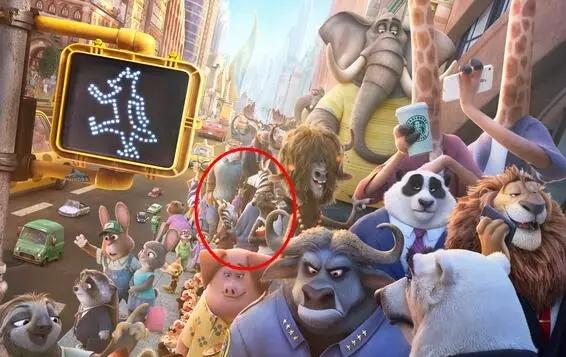 迪士尼电影《疯狂动物城》29个彩蛋你知道吗?