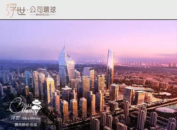 坂田科技城规划图
