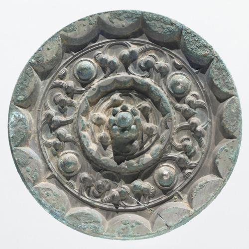 古代铜镜图片大全赏析