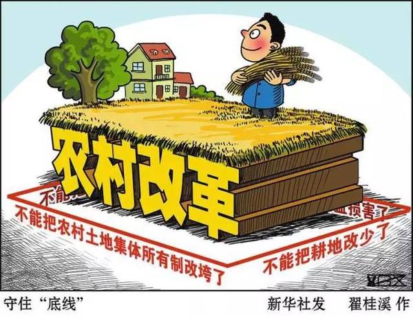 陈锡文:深化农村改革主线是处理好农民和土地