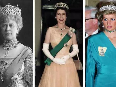 """【珠宝秀场】寻一颗英女王的""""奶奶绿""""何必远赴哥伦比亚?"""