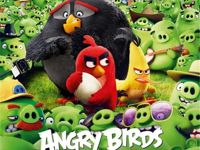【720P】愤怒的小鸟 大电影