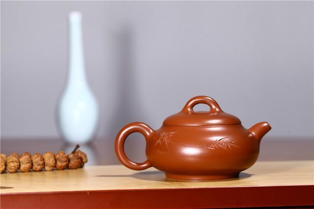 段泥紫砂壶泡什么茶图片