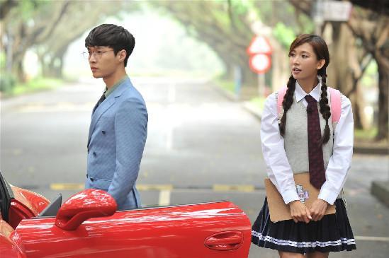 美容高手丨《极限挑战》林志玲重返少女时代青涩仿
