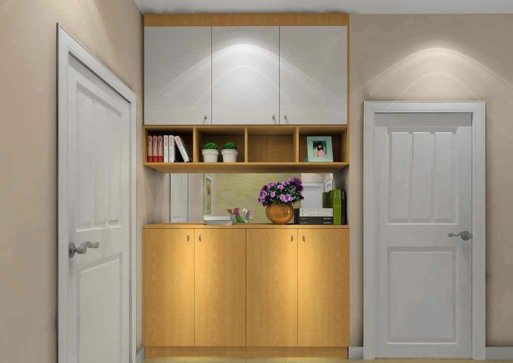鞋柜内部尺寸设计图 实用鞋柜内部设计