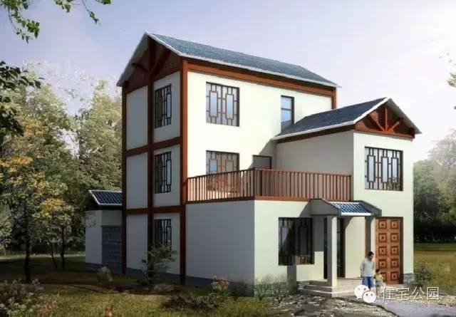 中国农村建房子 就该是这样