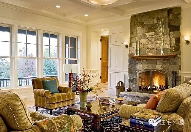 20套新欧式客厅装修风格