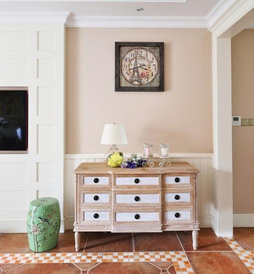 设计师装修小美式称号乡村室内设计师的风格图片