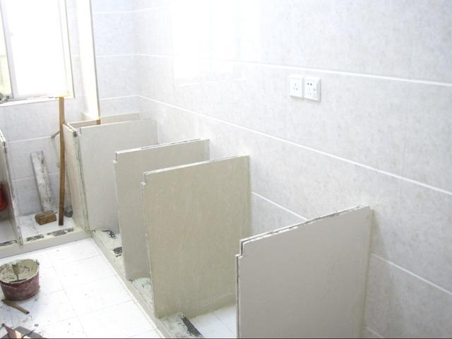 自制瓷砖橱柜