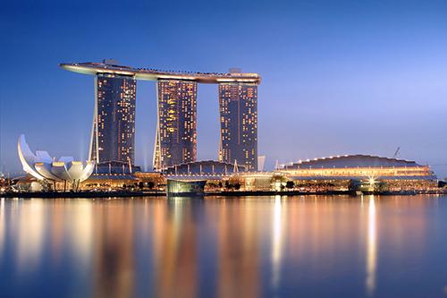 高时经典工程-新加坡滨海湾金沙酒店