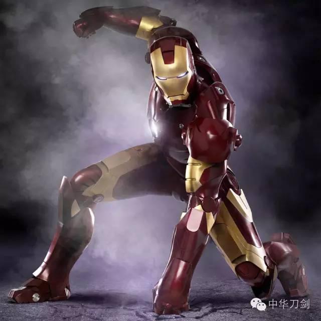 发烧友diy一套真实的钢铁侠铠甲图片