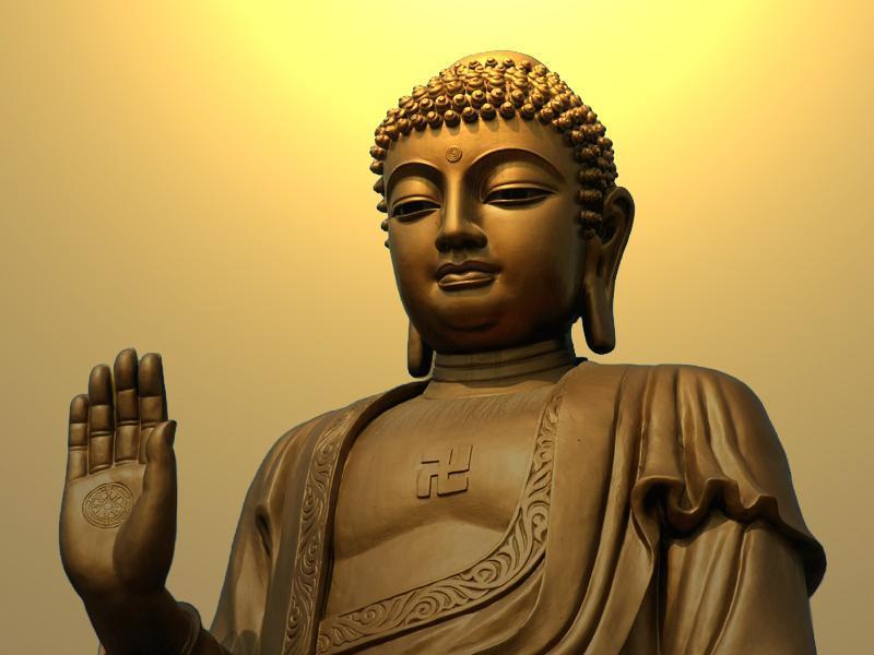揭秘:如来佛祖的发型,为啥是古怪的菠萝头!