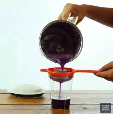 紫甘蓝除了吃还拿来干?|?科学?DIY羚锐蜜炼罗汉果图片