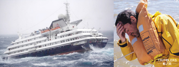 去南极坐船跨德雷克海峡太颠簸?飞过去!