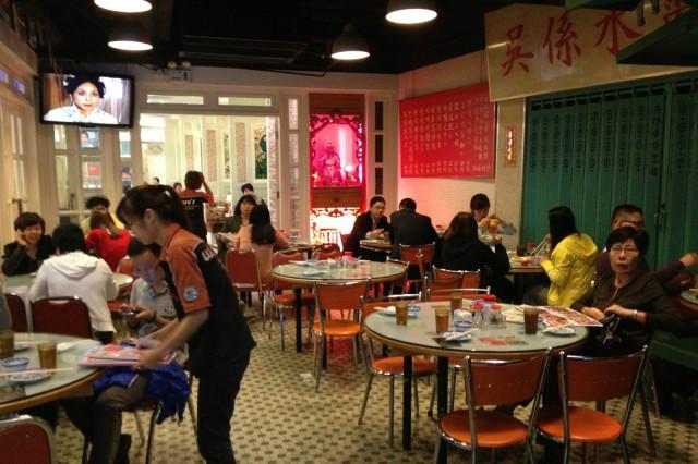 茶餐厅吃东西图片5